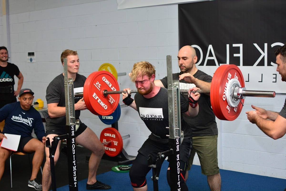 Powerlifting as Team Sports